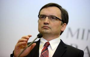 Ziobro: Podjąłem decyzję o wszczęciu śledztwa ws. TK
