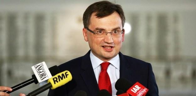 Ziobro: Sprawa Mazura to porażka całego wymiaru sprawiedliwości