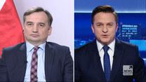 """Ziobro:  Tytuł """"miękiszona"""" na pewno należy się polskiej totalnej opozycji"""