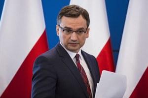 """Ziobro zapowiada kary za określenia """"polskie obozy śmierci"""""""