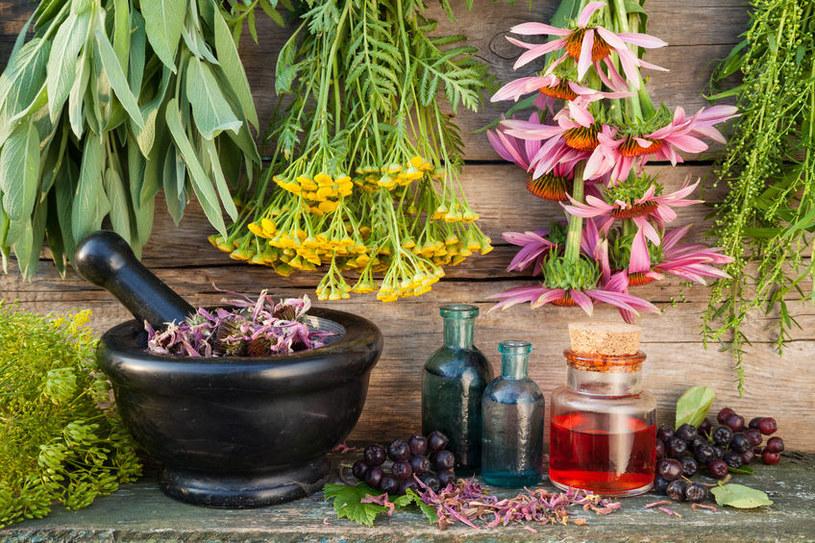słaby leczenie ziołów