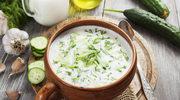 Ziołowa zupa, która może być również chłodnikiem