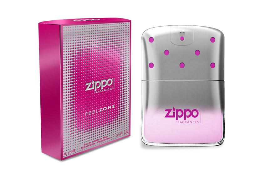 Zippo: Feel Zone dla Niej /materiały prasowe