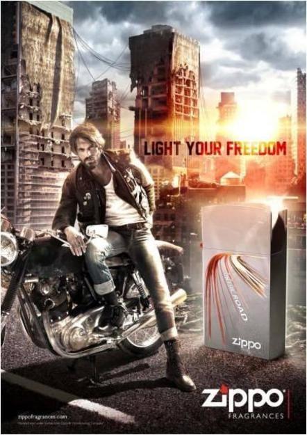 Zippo On The Road - Ligth your freedom /materiały prasowe