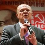 Ziuganow proponuje na wzór Stalina powiązać rubla ze złotem