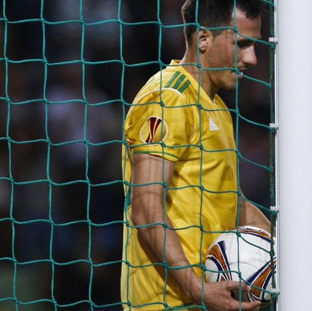 Żiwko Milanow, bułgarski piłkarz FC Vaslui /AFP