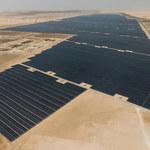 Zjednoczone Emiraty Arabskie biją rekord - największa na świecie elektrownia słoneczna