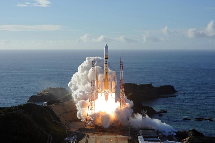 Zjednoczone Emiraty Arabskie wysłały sondę na Marsa /MITSUBISHI HEAVY INDUSTRIES HANDOUT /PAP/EPA