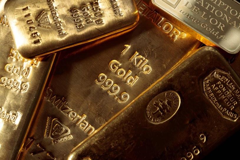 Zła prognoza dla złota /AFP