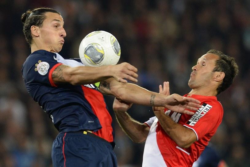 Zlatan Ibrahimović i Ricardo Carvalho /AFP