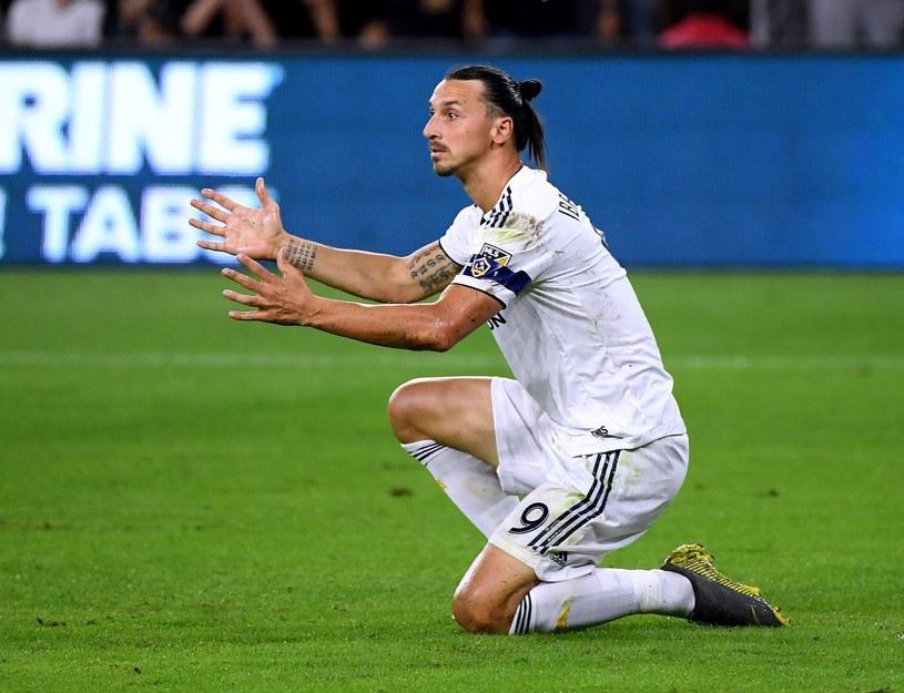 Zlatan Ibrahimović nie powiedział ostatniego słowa /AFP