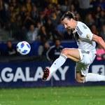 Zlatan Ibrahimović przedłużył kontrakt z Los Angeles Galaxy