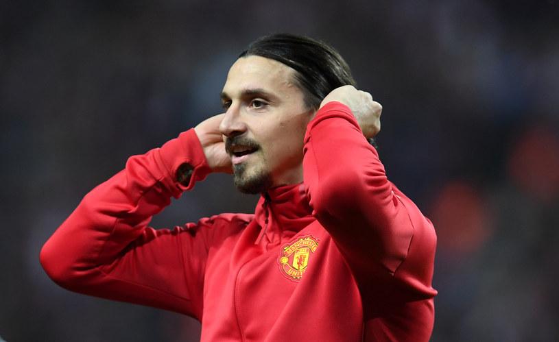 """Zlatan Ibrahimović to najgorętsze nazwisko w naszej """"11"""" piłkarzy, którzy są do wzięcia za darmo /AFP"""
