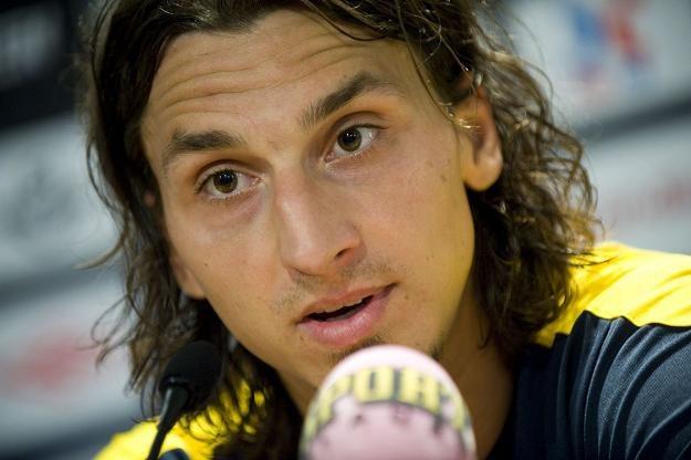 Zlatan Ibrahimovic /AFP
