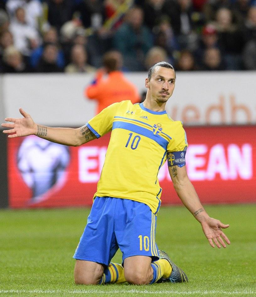 Zlatan Ibrahimović /AFP