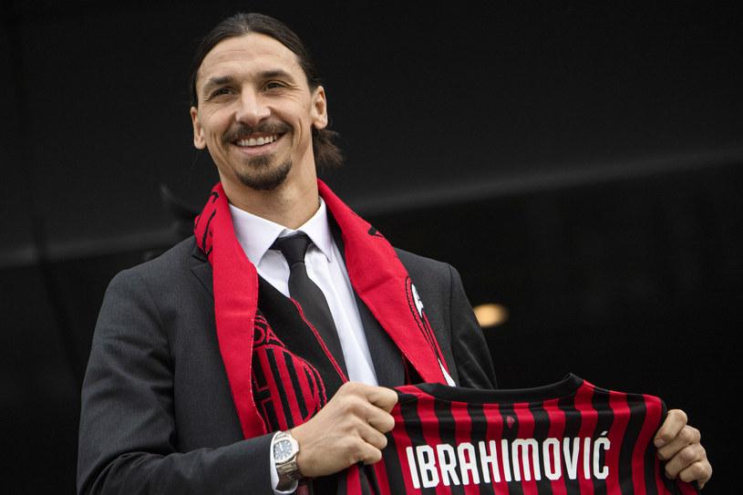 Zlatan Ibrahimović /MARCO BERTORELLO /AFP