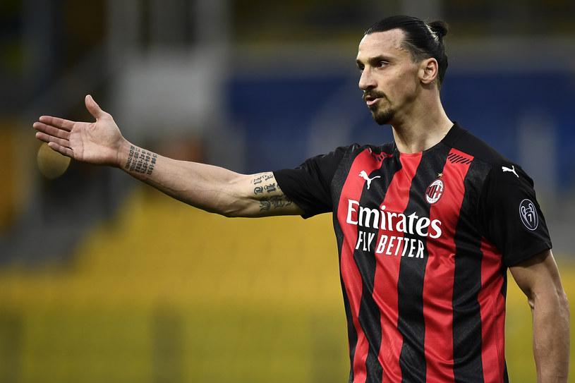 Zlatan Ibrahimović /Nicolo Campo /Getty Images