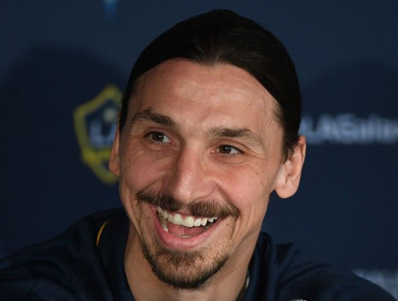 Zlatan wróci do Włoch? /AFP