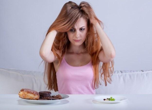 Żle dobrana dieta zniszczy twoje nerwy i zdrowie! /123RF/PICSEL