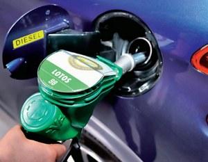 złe paliwo /Motor