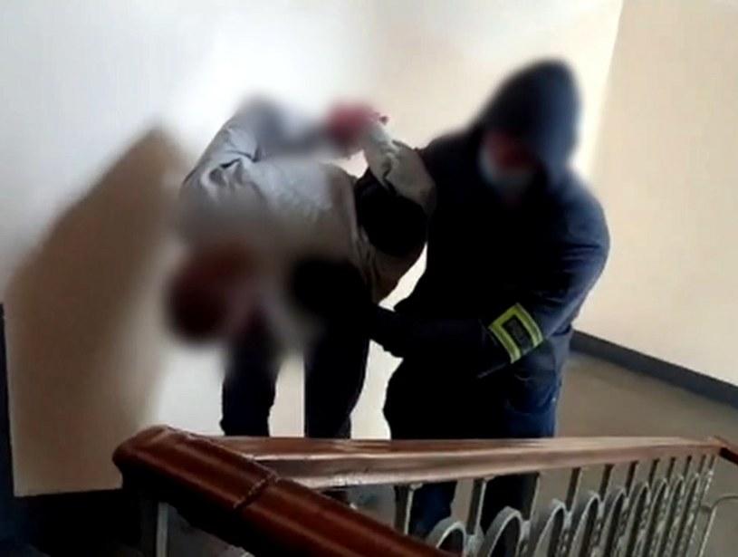 Złodziej grozi do 10 lat więzienia /Policja