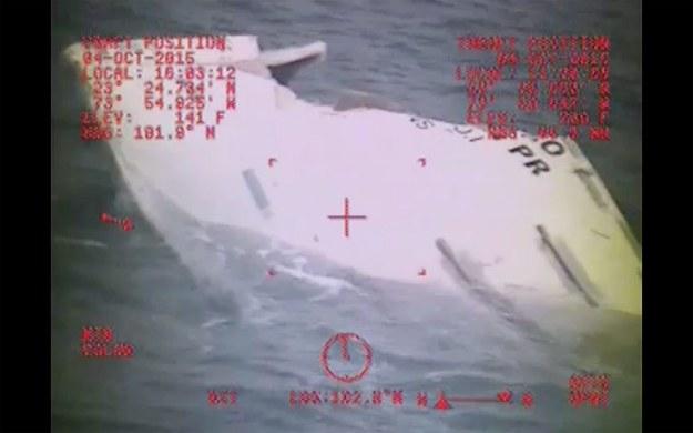 Zlokalizowano wrak statku El Faro z Polakami na pokładzie