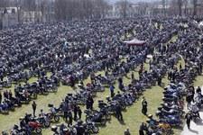 Zlot motocyklistów pod Jasną Górą. 10 tys. osób w jednym miejscu