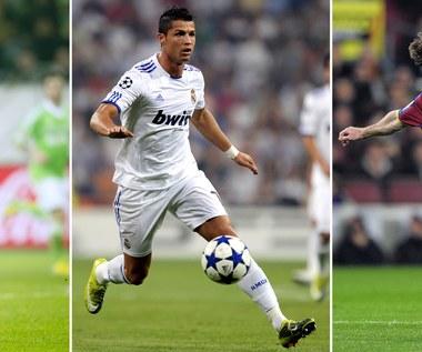 Złota Piłka FIFA - Messi, Ribery i Ronaldo w finałowej trójce