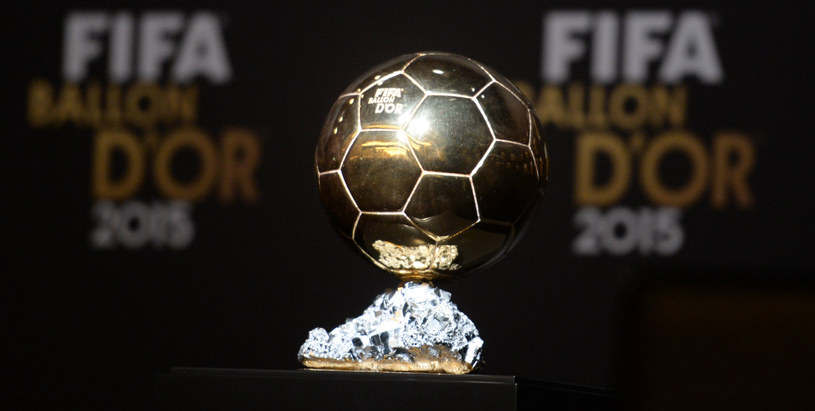 Złota Piłka FIFA przestała istnieć we wrześniu /PATRICK SEEGER/DPA /PAP/EPA