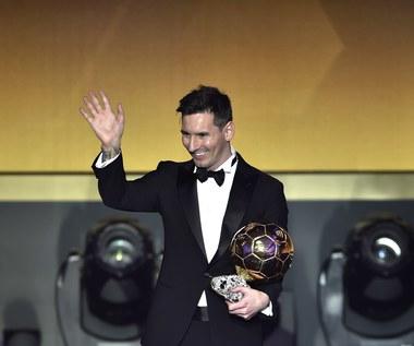 Złota Piłka. Lionel Messi: Dostałem więcej, niż sobie wymarzyłem