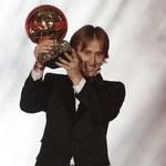 Złota Piłka: Luka Modric zwycięzcą! Koniec dominacji Ronaldo i Messiego
