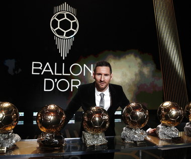 Złota Piłka. Messi laureatem po raz szósty, ósme miejsce dla Lewandowskiego