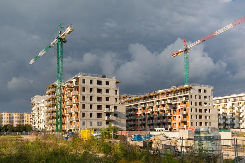 Złote czasy dla deweloperów. Nie nadążają budować! /ARKADIUSZ ZIOLEK /East News