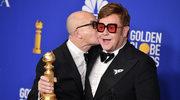 Złote Globy 2020: Elton John z nagrodą za najlepszą piosenkę