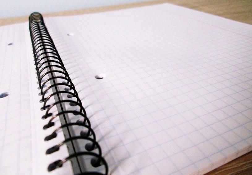 Złote myśłi prowadziło się w specjalnych zeszytach /Pixabay.com