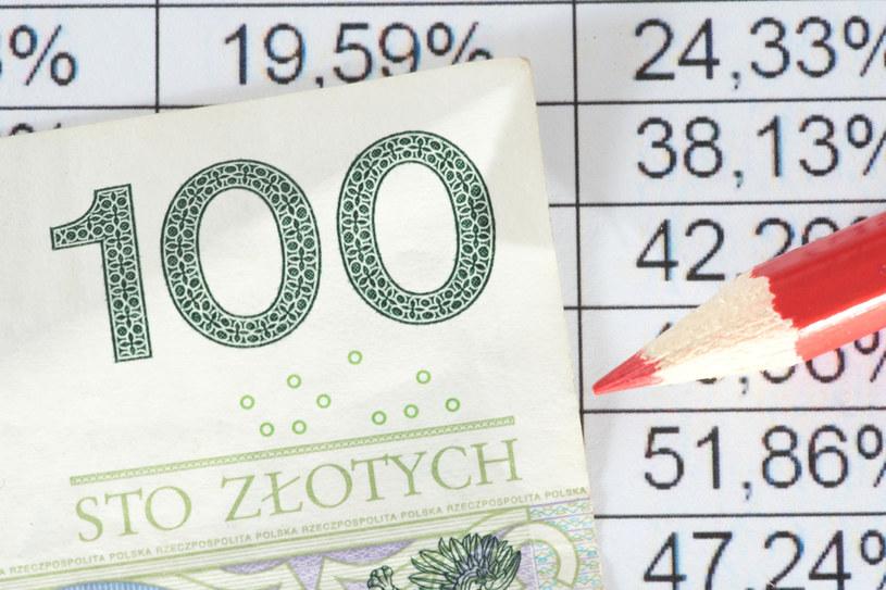 Złotemu mogą pomóc spekulacje o podwyżce stóp w Polsce /123RF/PICSEL