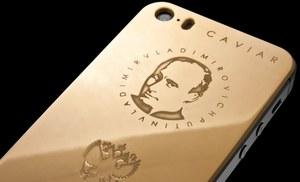 Złoto, iPhone 5s i Władimir Putin