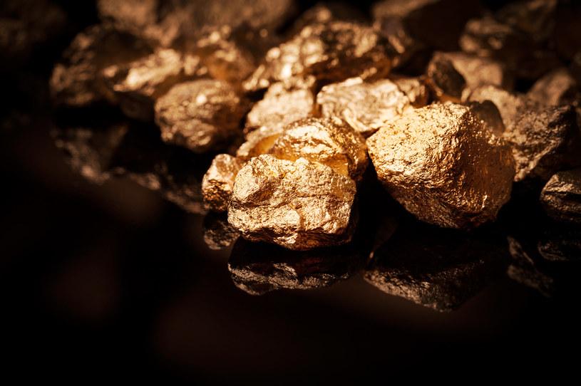 Złoto najdroższe od siedmiu lat /123RF/PICSEL