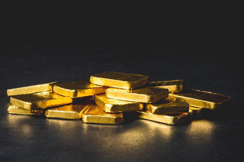 Złoto odgrywa ważną rolę w portfelach inwestycyjnych jako źródło płynności i zabezpieczeń /123RF/PICSEL