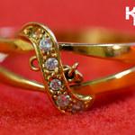 Złoto, srebro, bursztyny - śląska KAS licytuje biżuterię