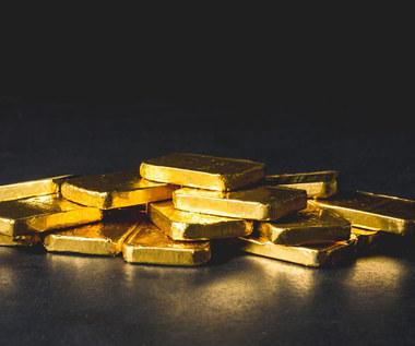 Złoto szykuje się do wybicia