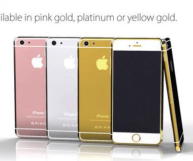 Złoty iPhone 6 już w przedsprzedaży
