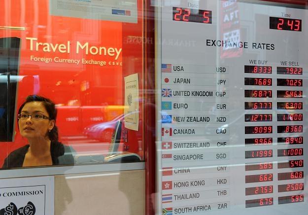 Złoty już zdyskontował kolejną obniżkę stóp procentowych? /AFP