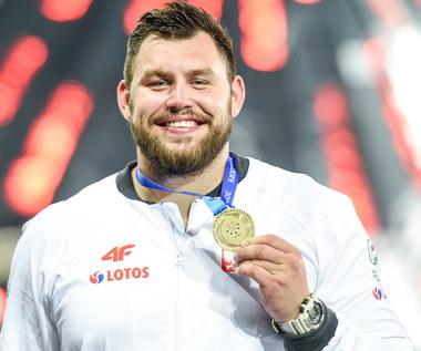 Złoty medal Konrada Bukowieckiego na Uniwersjadzie