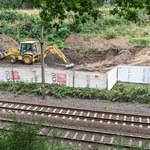 """""""Złoty pociąg"""": Obiecujące odkrycia w drugim dniu wykopów"""