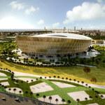 Złoty stadion na finał mundialu w Katarze