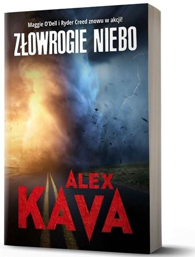 Złowrogie niebo, Alex Kava /INTERIA.PL/materiały prasowe