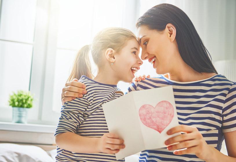 Złóż życzenia w Dniu Matki - z pewnością bardzo się ucieszy /123RF/PICSEL