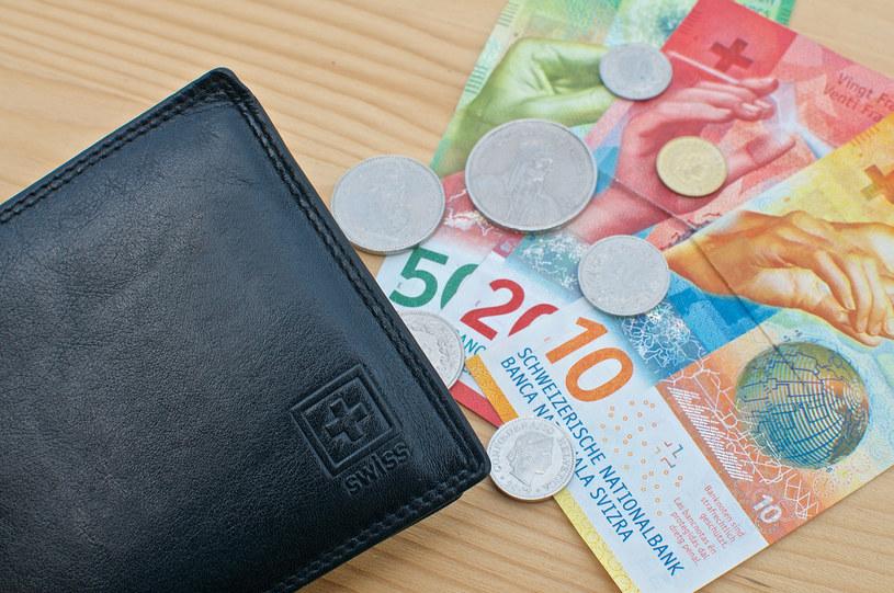 Złożona sprawa kredytów we frankach. /123RF/PICSEL