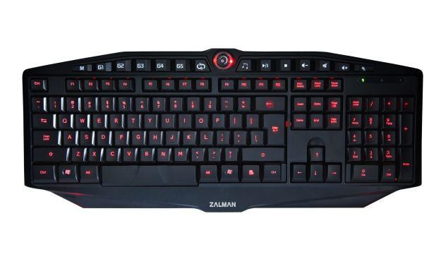 ZM-K400M to klawiatura przeznaczona dla graczy /Informacja prasowa